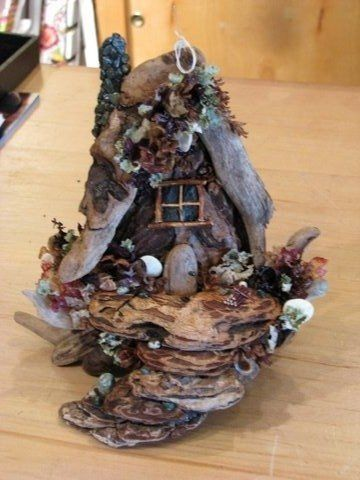 Driftwood fun! by bernice