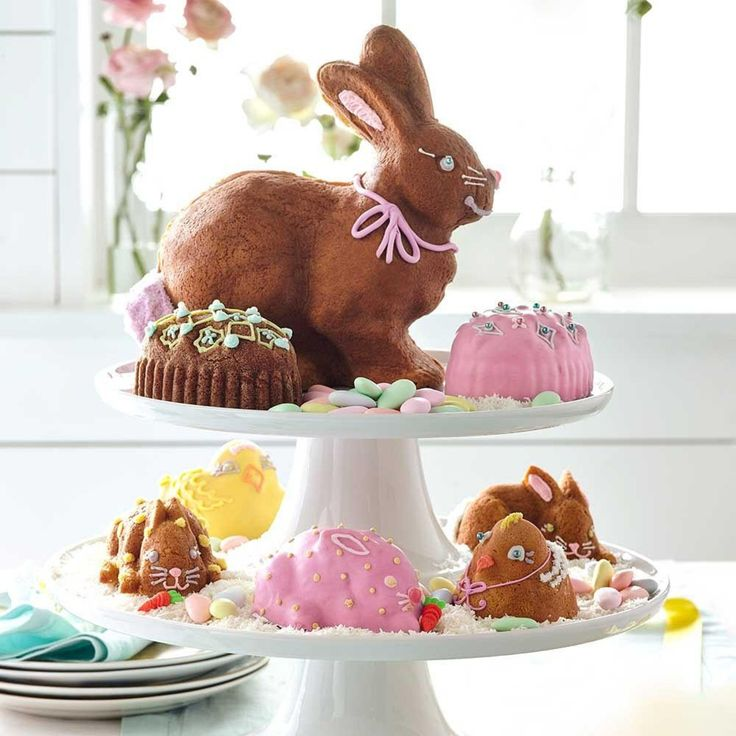 Nordic Ware Easter Chick Cakelet Pan Recipe Inspiration