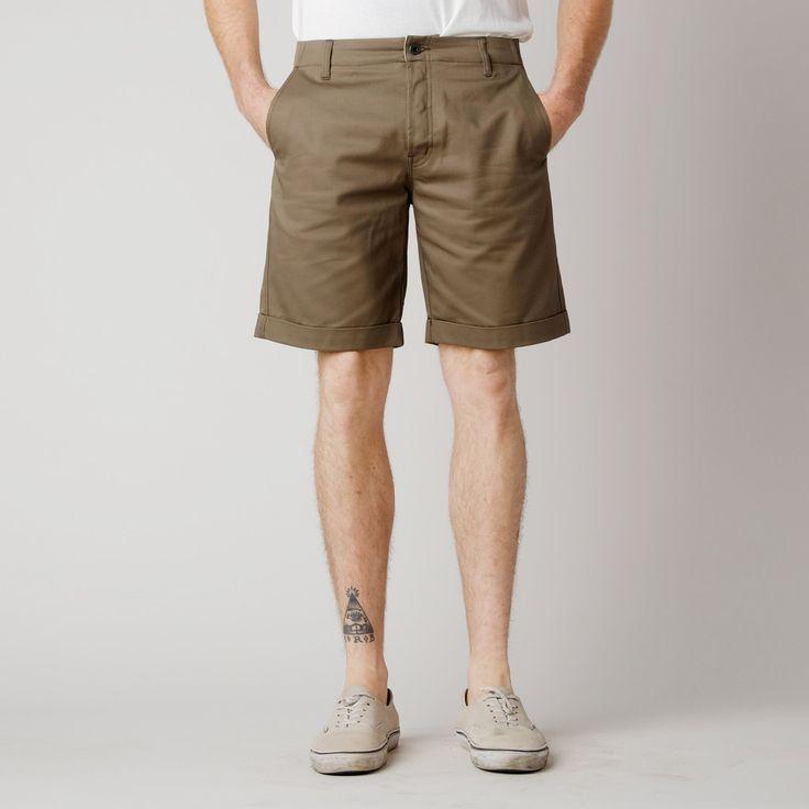 BDC Men's Chino Shorts