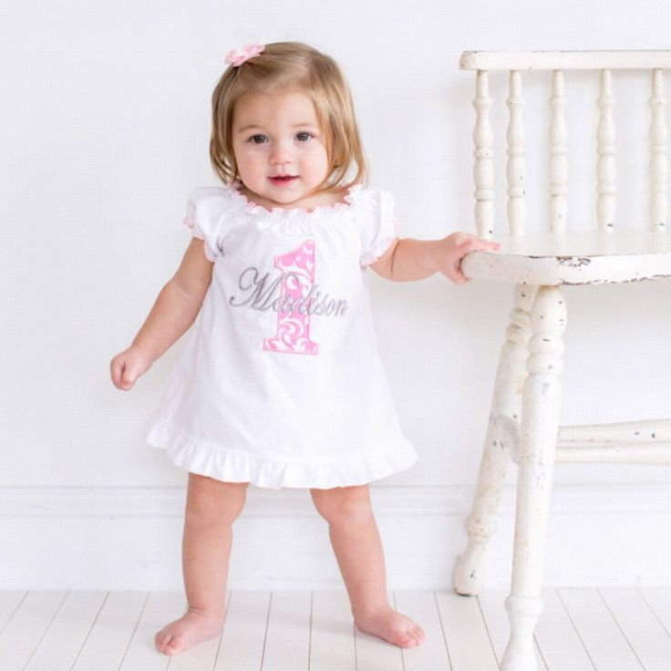 New! Our new Sassy Birthday dress.