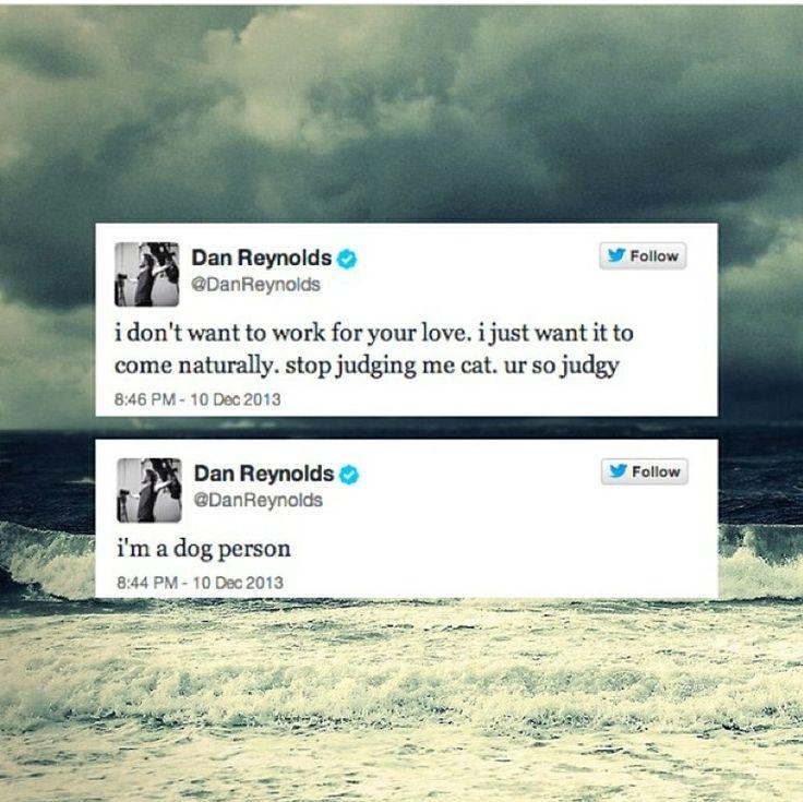 Warriors Imagine Dragons Hunger Games: Dan Reynolds....the Best Tweet Ever..