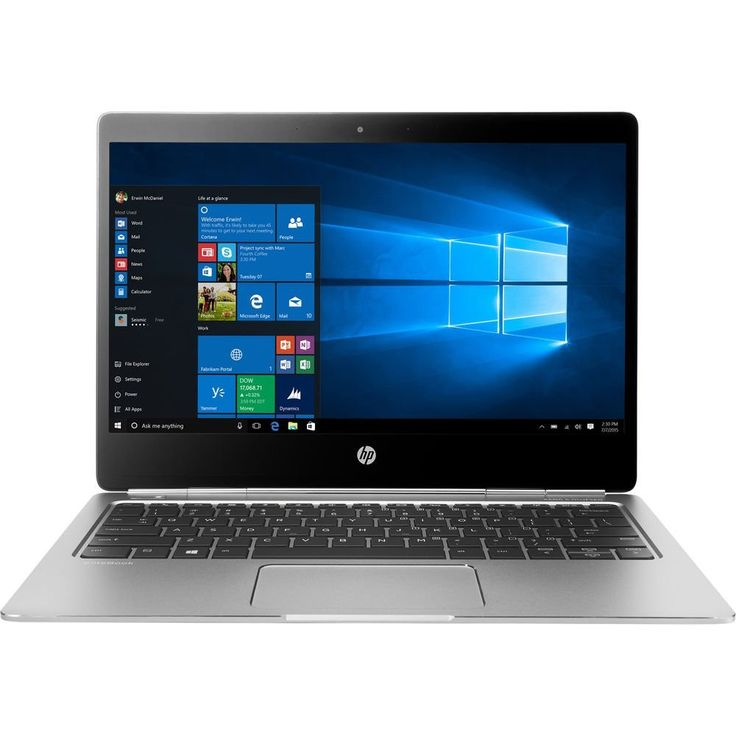 HP Ultrabook EliteBook Folio G1 12.5 inch Laptop
