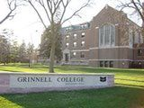 Learn About Grinnell College and What It Takes To Get In: Grinnell Main Hall