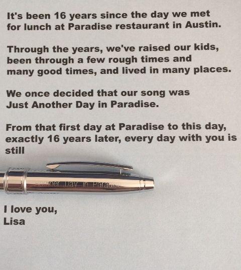 "CROSS Pens ""The Long Story Short"" #WriteGift @CrossUSA"