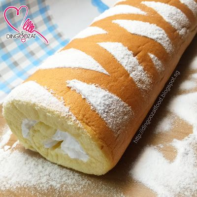 15 Best Creative Swiss Roll Cake Roll Images On