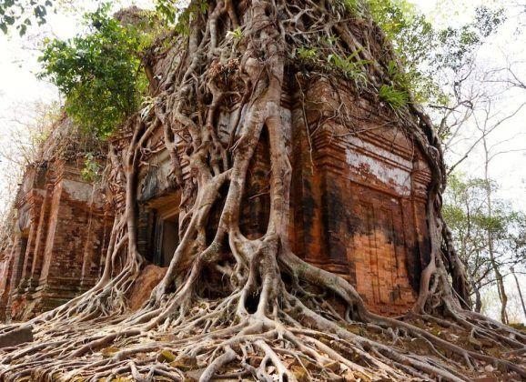 Koh Ker, Cambodge