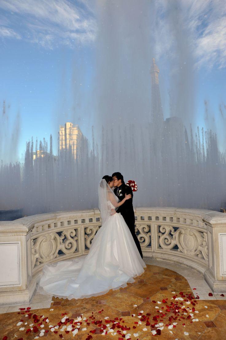 Las Vegas, Bellagio, weddings