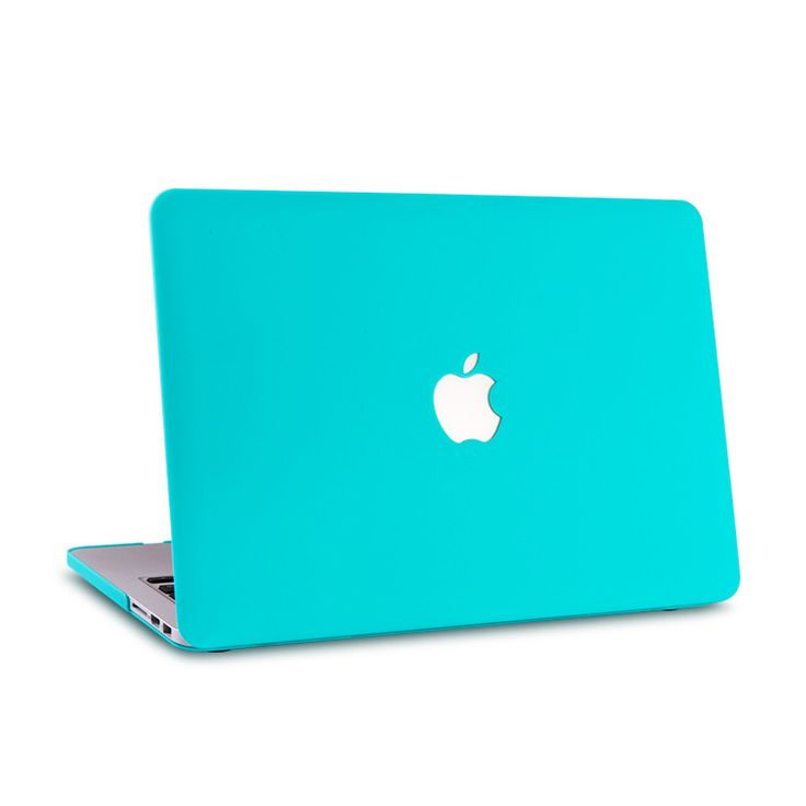 "Snap on Case for MacBook Air/Retina/Pro 11""-15"" - Tiffany Blue"