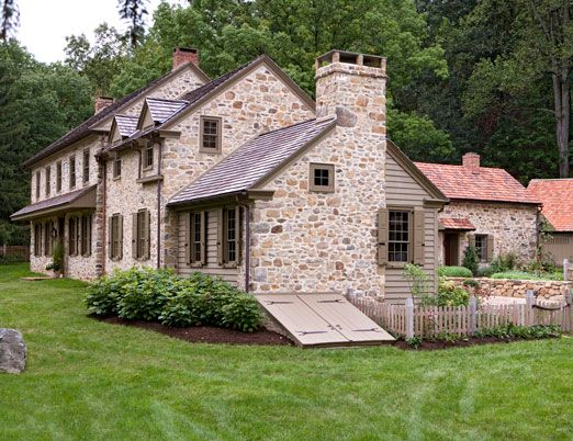 17 best images about stone houses on pinterest house for Pennsylvania stone farmhouses