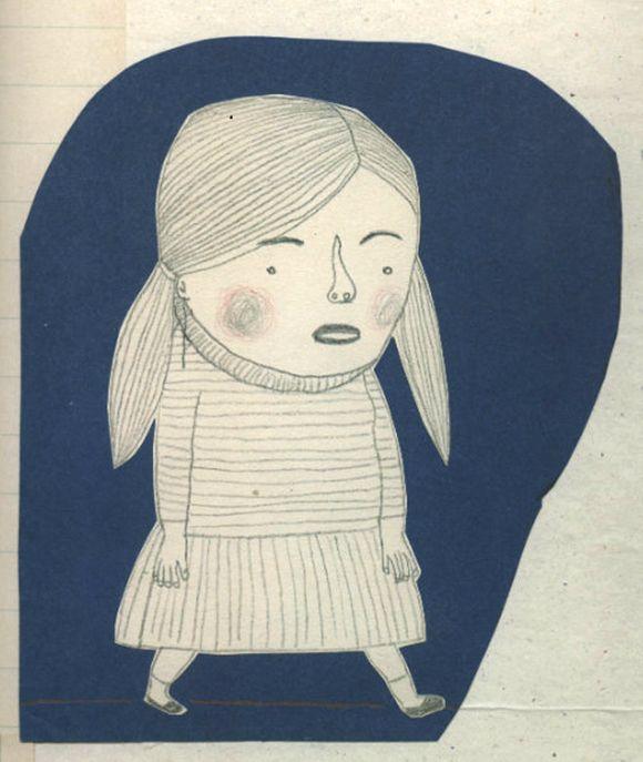 Ilustración de Chiara Carrer en «Un día». #LIJ #Mexico