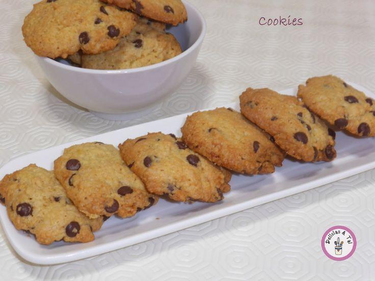 Delicias & Tal: Cookies