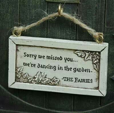 46 best images about fairy sayings on pinterest gardens for Fairy doors to make