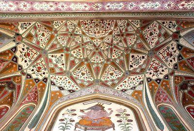 artnlight: India, Amber Palace,Jaipur