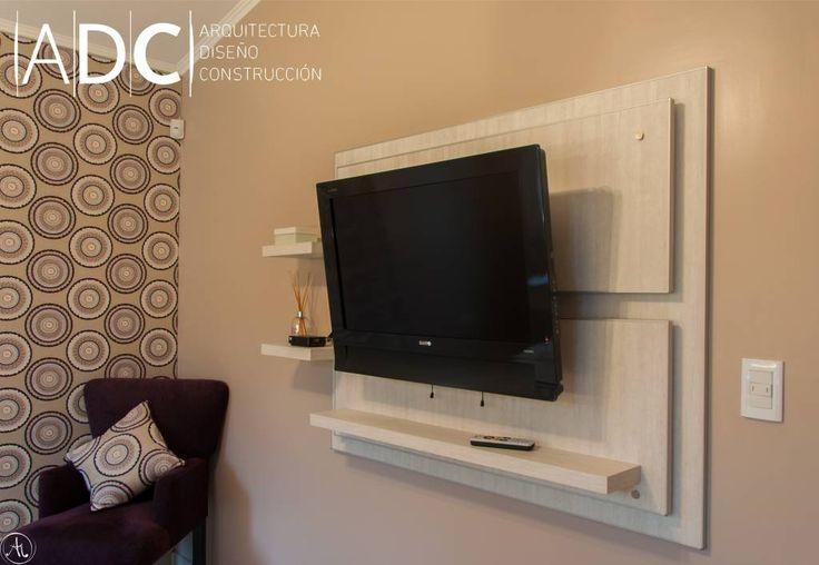 M s de 1000 ideas sobre mueble tv en pinterest living - Mueble tv dormitorio ...