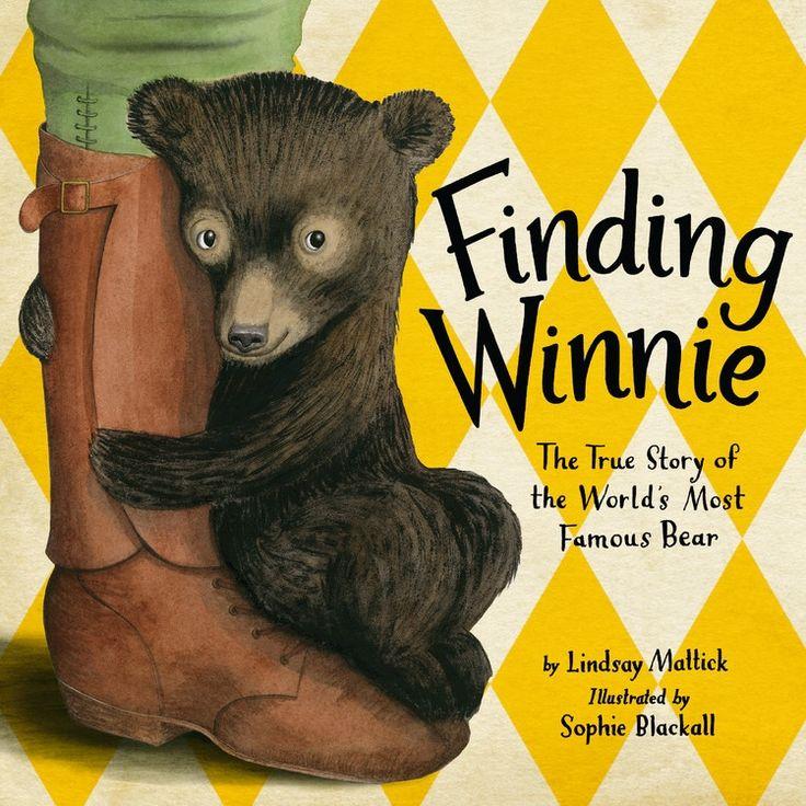Finding Winnie Lindsay Mattick Wiinner Caldecott Medal 2016