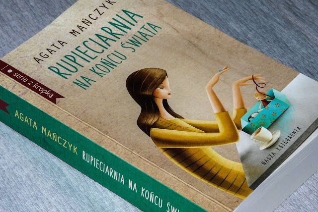Dla młodzieży: Rupieciarnia na końcu świata | Maluszkowe inspiracje