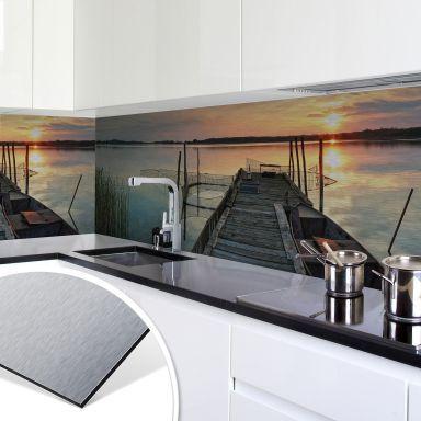 75 best Pannelli paraschizzi images on Pinterest Wall, Wall art - plexiglas als küchenrückwand