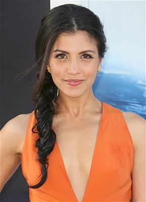 The secret to fast and fabulous summer hair? Braids in any configuration you can dream up. Nazneen Contractor's over-the-shoulder braid is easy enough for the beach and polished enough for most offices. And for a summer wedding, try a braided updo to keep cool when the dancing starts.