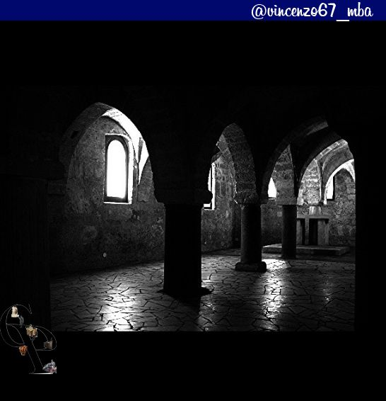Cripta della Basilica di San Cataldo Taranto