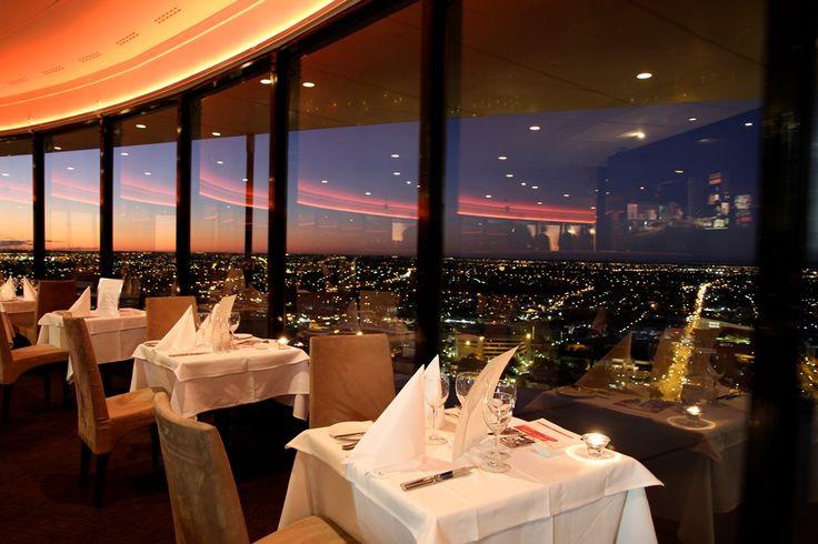 C Restaurant Perth - gorgeous views - revolving restaurant