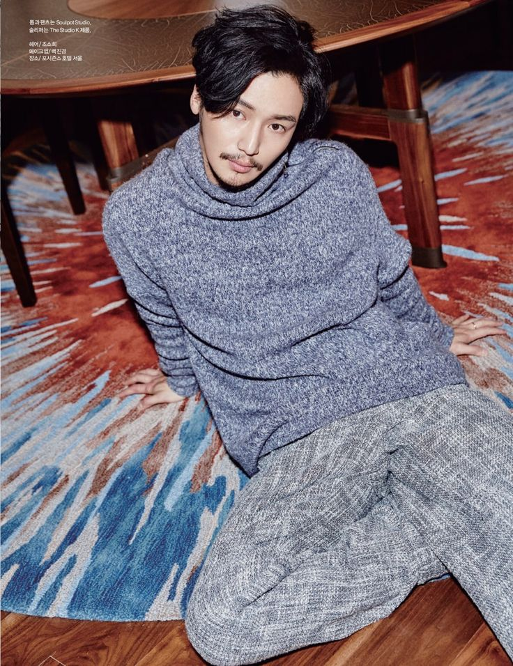 Style Korea: The Art of Korean Fashion • Byun Yo Han for Harper's Bazaar Korea November...