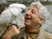 Animal Magic with Johnny Morris. Totally Unique - one of a kind. He invented the voice over / talking animals genre surely?