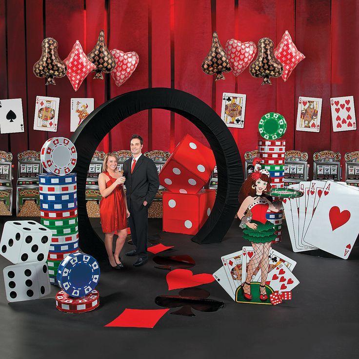 официальный сайт поздравление в стиле казино