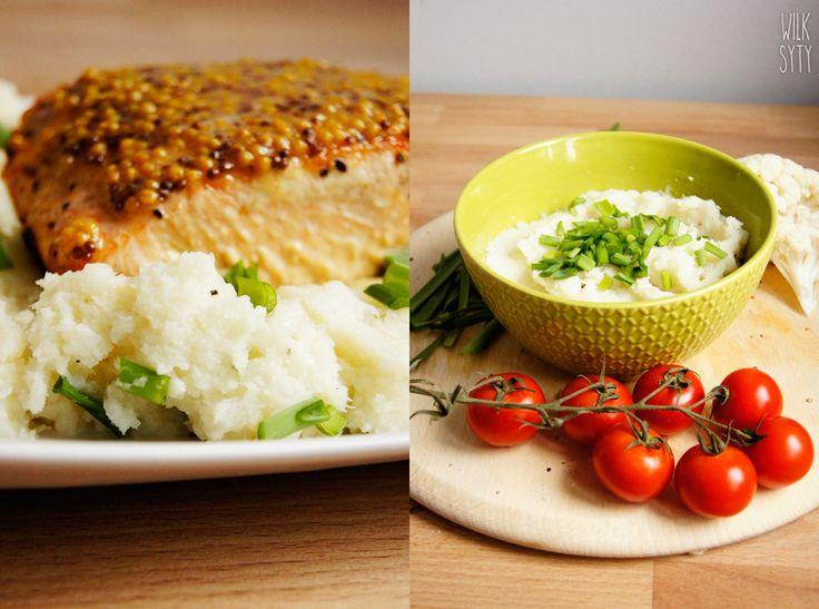 Puree z kalafiora (2 składniki) - WilkSyty.pl - przepisy z 7 składników
