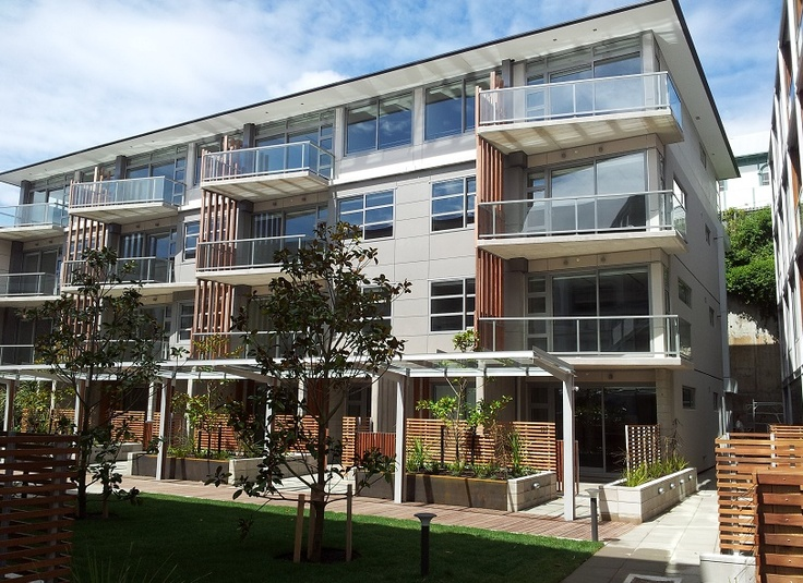 Torrens Terrace Apartments - while at Novak+Middleton