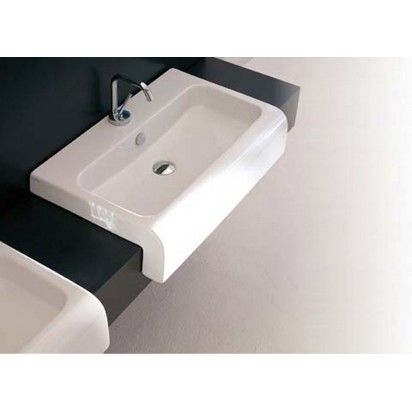 Semi Recessed Basins   Bathroom Products   Robertson Bathware