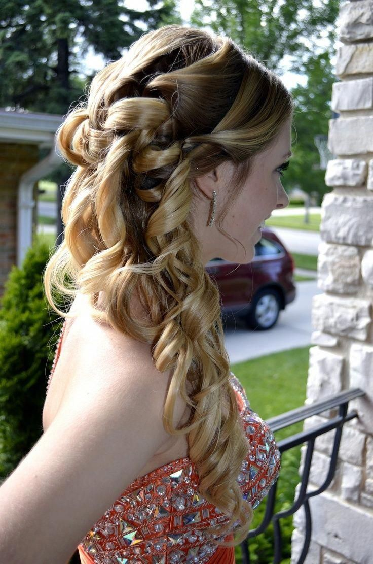 Prom! Hairstyles!!!!! #Easyhairstyles