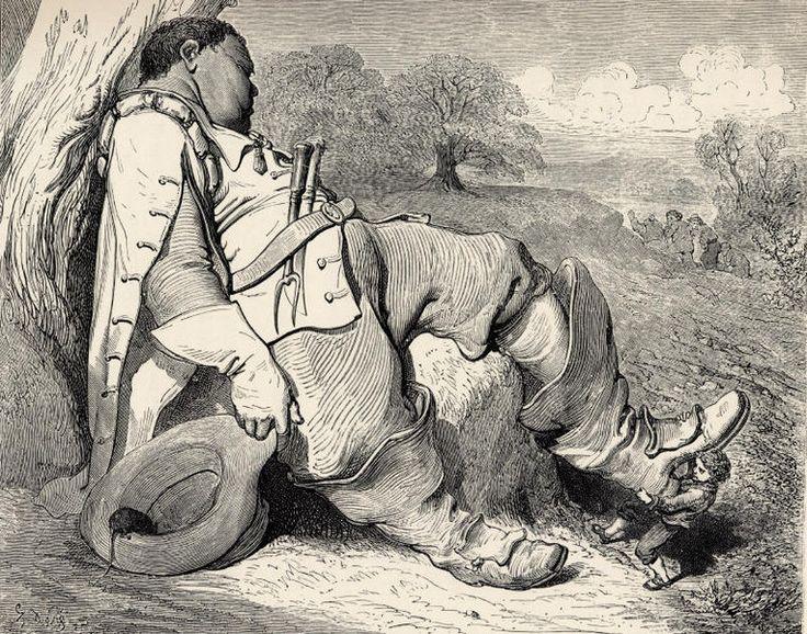 O mestre da ilustração em xilogravura: Gustave Doré | DESIGN on the ROCKS