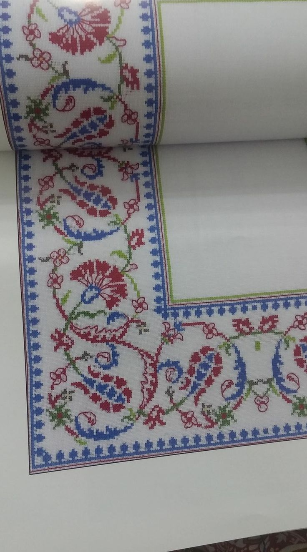 Çini motifleri