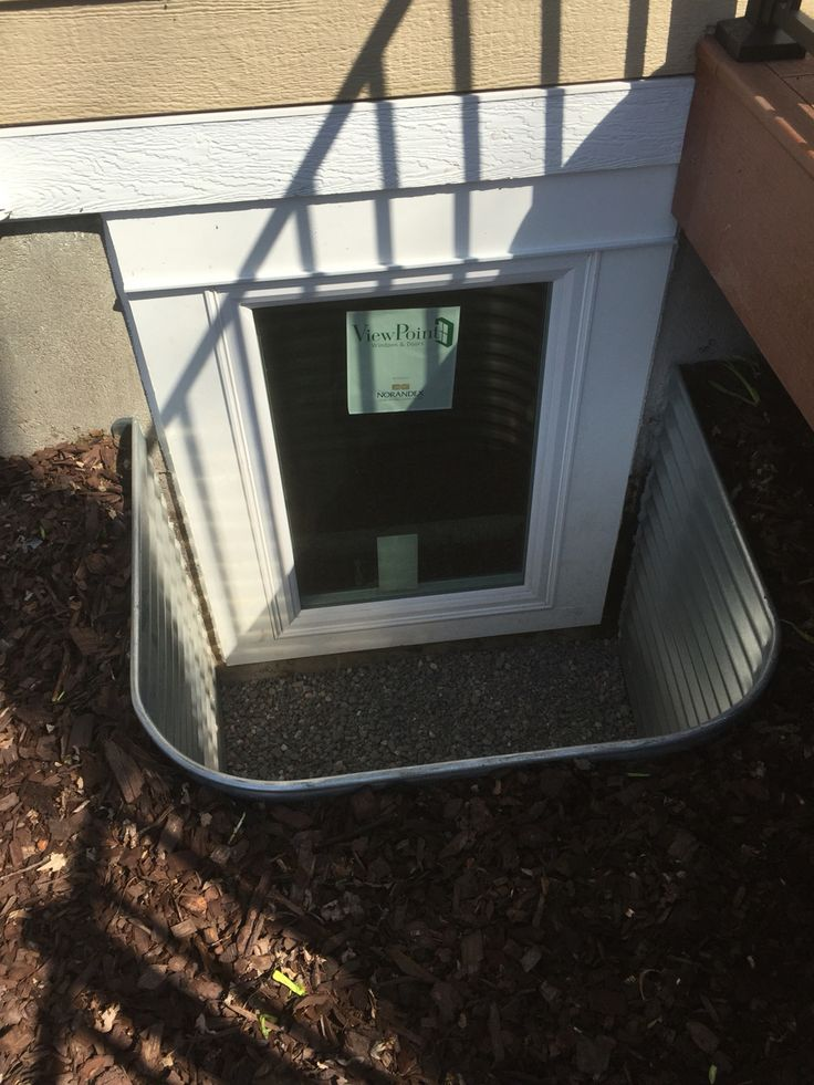 96 Best Egress Window Images On Pinterest Egress Window