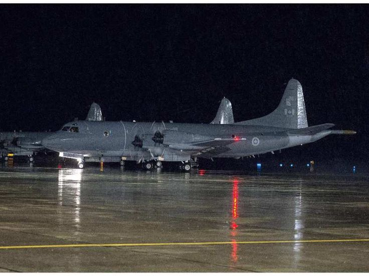 """""""Following a request for assistance, the Canadian Armed Forces (CAF) deployed one CP-140 Aurora Aircraft to RAF Lossiemouth. United Kingdom indicated that a RCAF CP-140M was recently sent to take part in a hunt for a Russian sub."""