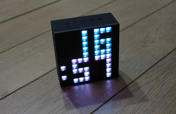 Test – Enceinte Bluetooth connectée AuraBox Divoom