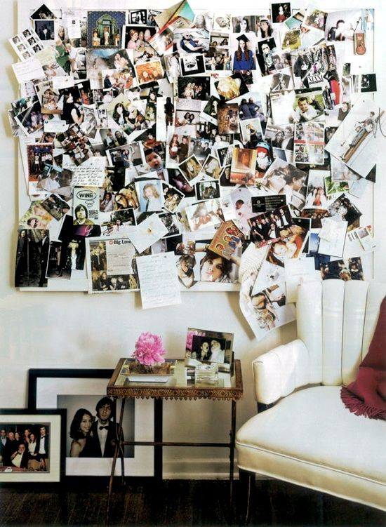 The perfect inspiration board