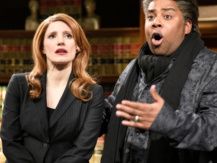 Jessica Chastain's SNL Hosting Gig Was So Political That The Cast Had To Talk Her Down    via Refinery29 http://www.refinery29.com/2018/01/188454/saturday-night-live-jessica-chastain-recap-gender-equality-theme?utm_source=feed&utm_medium=rss  Refinery29