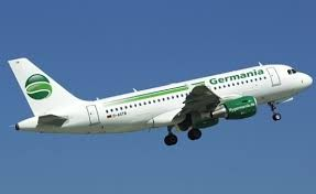 Germania Flug A-319