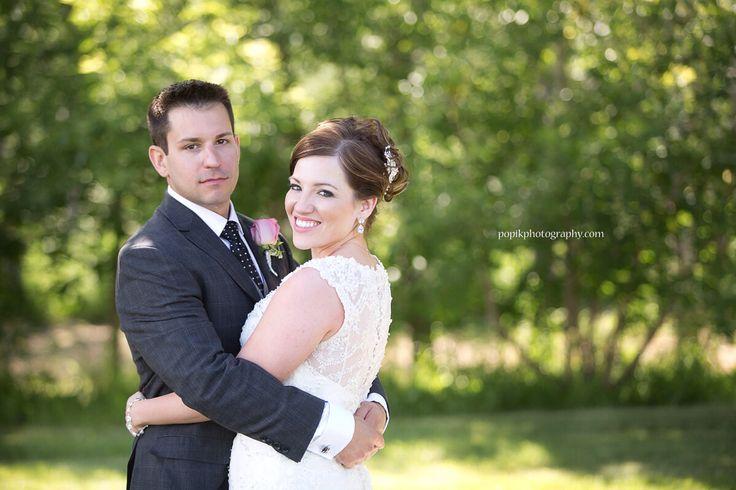 Mr. & Mrs. #finallymarried #grandeprairie #summertime #happyday #bride #groom #wedding