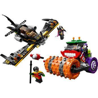 Lego Super Heroes Batman: The Joker Steam Roller (76013)