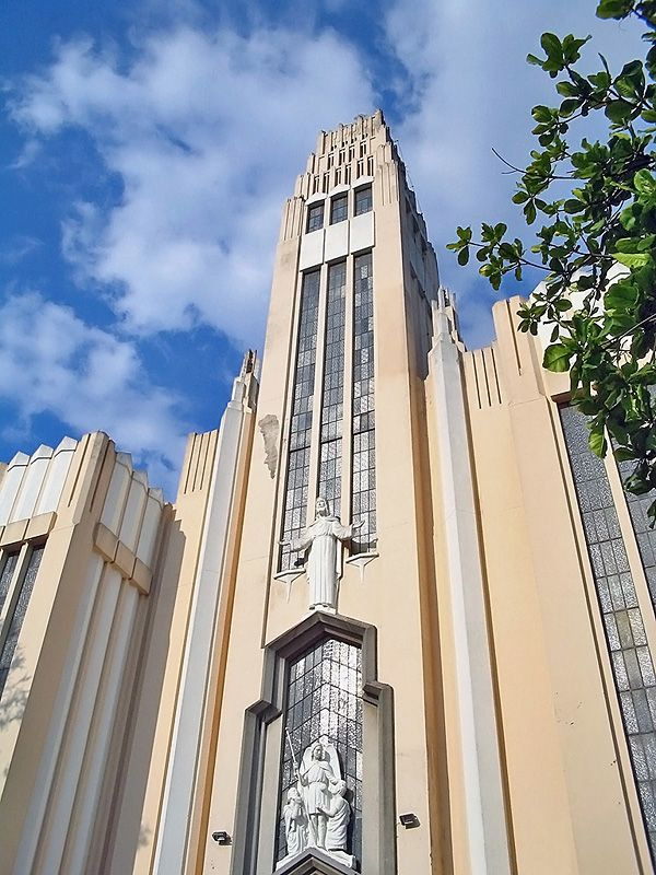 Igreja de São Rafael, Mooca, Sao Paulo/SP.