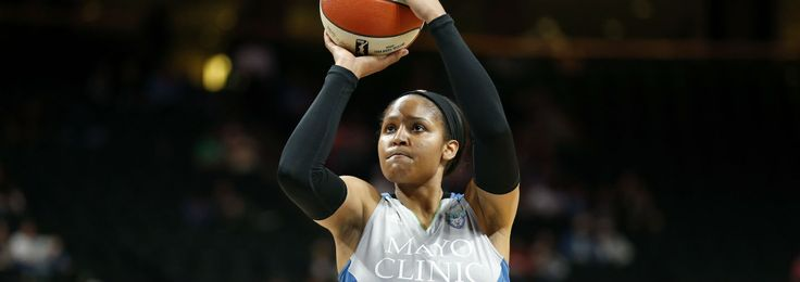 Ten-Time All-Star Sue Bird, Former MVP Maya Moore Headline 2017 WNBA Three-Point Contest - WNBA.com - Official Site of the WNBA