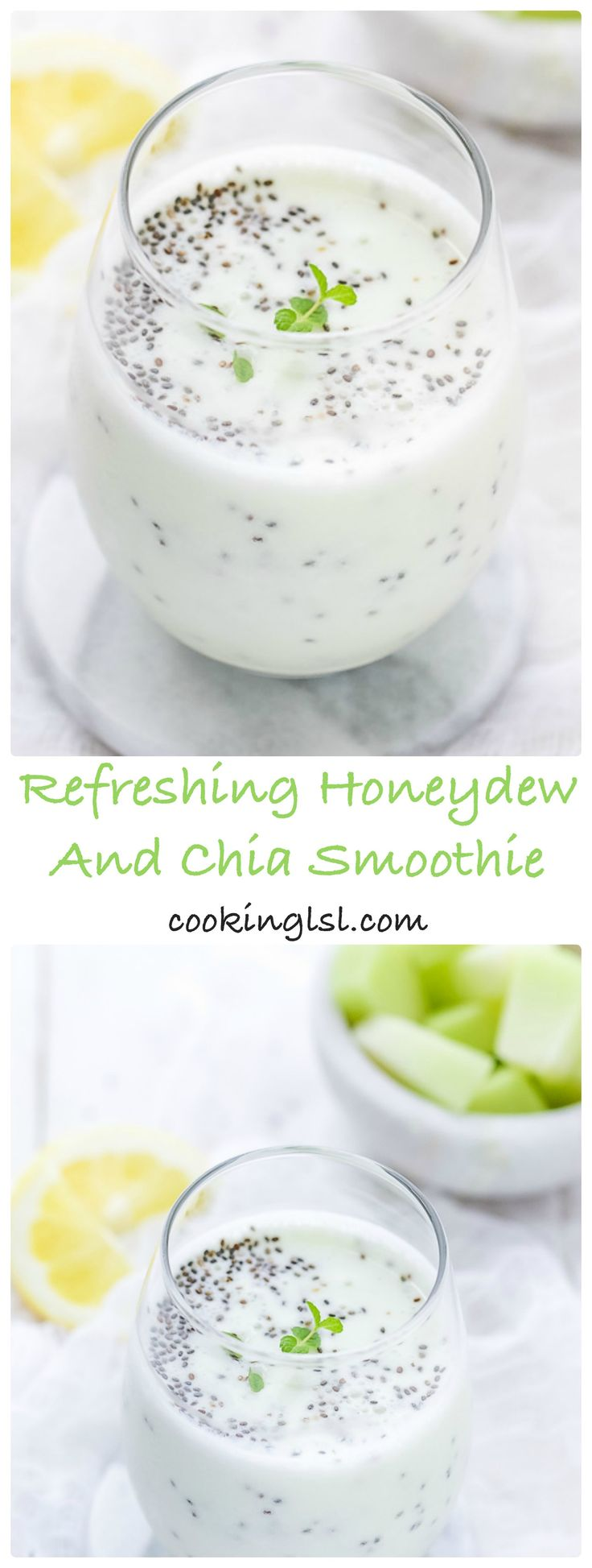Refreshing-Honeydew-And-Chia-Smoothie