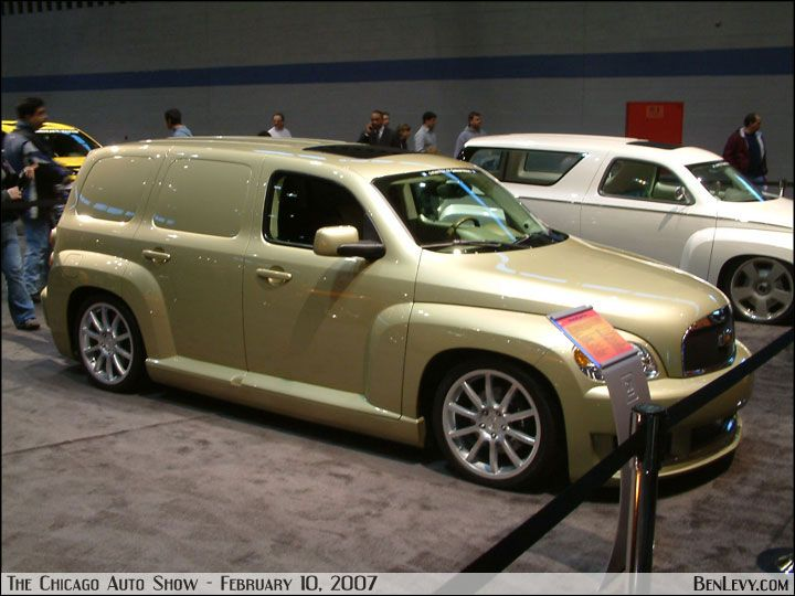 Image Result For 2006 Hhr Woody Chevy Hhr Chevy Panel Truck