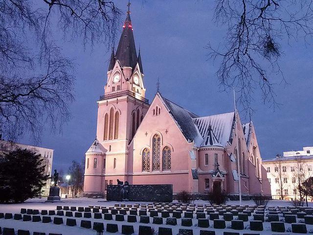 ari.eriksson - Church of Kemi Finland