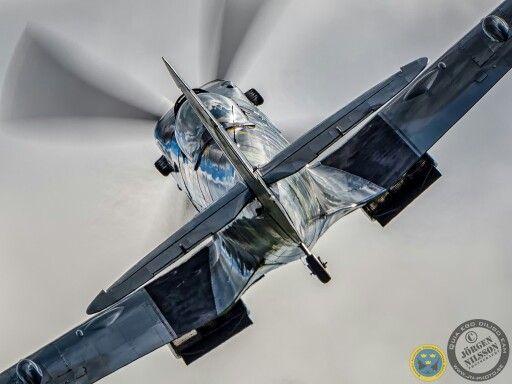 Spitfire mk XVI. Photo by Jörgen Nilsson