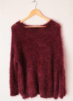 Kup mój przedmiot na #vintedpl http://www.vinted.pl/damska-odziez/bluzy-i-swetry-inne/12635677-narzutka-wlochaty-sweter-bluza-peacocks-futerko-futrzak-sweter-nowa-m