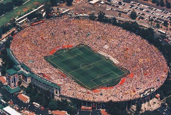 Finał Mistrzostw Świata 1994 Stany Zjednoczone USA #usa #football #soccer #sport #sports #pilkanozna #futbol #worldcup