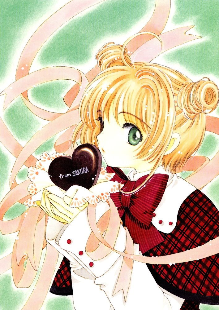 Card Captor Sakura by CLAMP